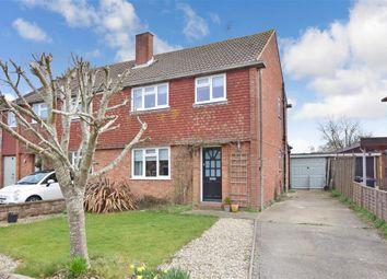 Thumbnail 3 bed semi-detached house for sale in Southfields Close, Chichester, West Sussex