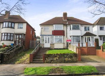 Thumbnail 3 bedroom semi-detached house for sale in Foden Road, Great Barr, Birmingham