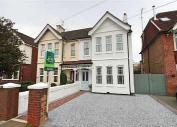 Thumbnail 5 bed semi-detached house for sale in Valencia Road, Worthing, West Sussex
