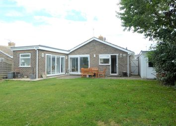 Thumbnail 4 bed detached bungalow to rent in Binsted Avenue, Felpham, Bognor Regis