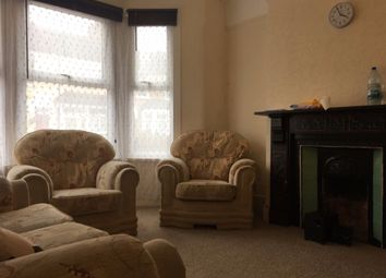 Thumbnail 3 bedroom terraced house to rent in Masterman Road, East Ham