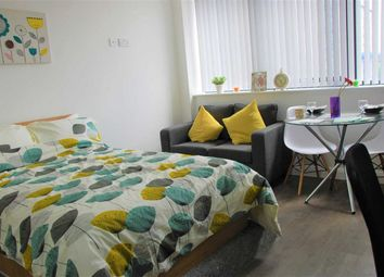 Thumbnail 1 bedroom flat to rent in Bracken House, Manchester, Lancashire