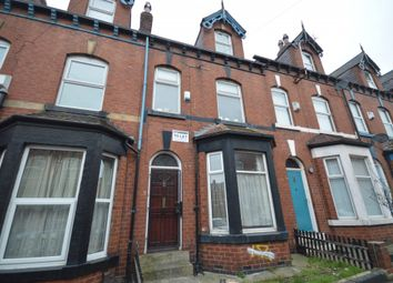 Thumbnail 5 bed terraced house to rent in Hessle Place, Leeds