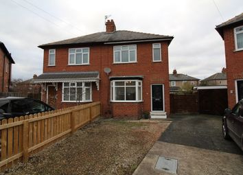 Thumbnail 2 bed semi-detached house to rent in Geneva Gardens, Darlington