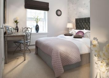"Thumbnail 4 bed detached house for sale in ""Rothbury"" at Knights Way, St. Ives, Huntingdon"