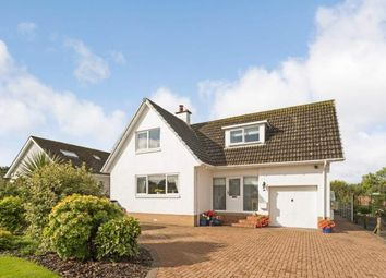 Thumbnail 3 bed detached house for sale in Earls Way, Ayr, South Ayrshire, Scotland