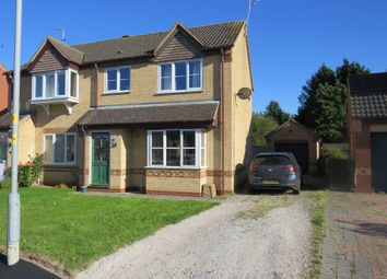 3 bed semi-detached house for sale in Poachers Hide, Gosberton, Spalding PE11