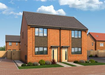 Thumbnail 2 bed property to rent in Pommern Drive, Edlington, Doncaster