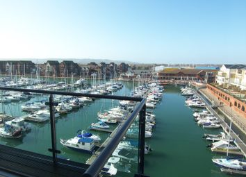 Thumbnail 2 bed property to rent in Rapala Court, Midway Quay, Eastbourne
