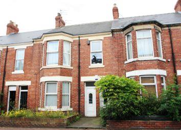 Thumbnail 2 bedroom flat to rent in Simonside Terrace, Heaton, Newcastle Upon Tyne