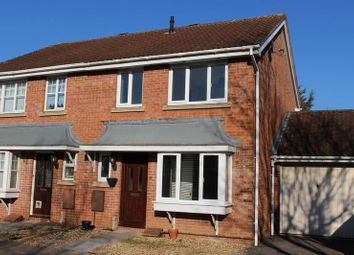 Thumbnail 3 bedroom semi-detached house to rent in Thomas Court, London Road, Calne