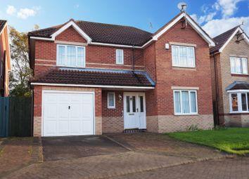 Thumbnail 4 bed detached house for sale in Stuart Close, Bridlington