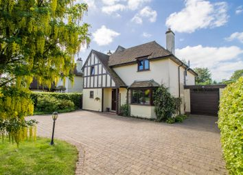 Thumbnail 4 bed detached house for sale in Wedon Way, Bygrave, Baldock