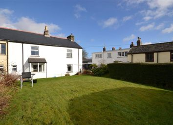 Thumbnail 4 bed end terrace house for sale in Widegates, Looe, Cornwall