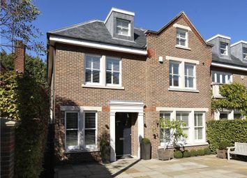 Thumbnail 6 bed semi-detached house for sale in Lancaster Gardens, Wimbledon Village