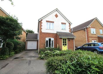 Thumbnail 3 bed detached house for sale in Somerset Close, Sittingbourne