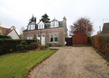 Thumbnail 3 bed semi-detached house for sale in Cairnvracken, Western Road, Auchterarder, Perth