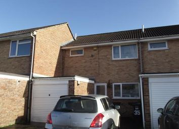 Thumbnail 3 bed terraced house for sale in Flamingo Crescent, Weston-Super-Mare