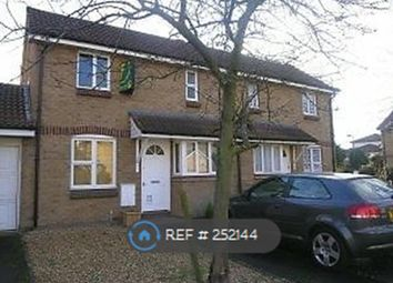 Thumbnail 1 bed terraced house to rent in Cadet Drive, London