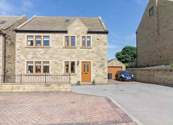 Thumbnail 5 bed detached house for sale in The Pastures, Shelf, Halifax