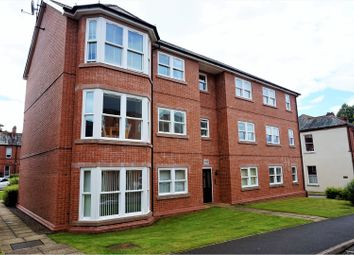 Thumbnail 1 bed flat for sale in 81 Willow Drive, Leek