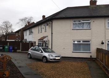 Thumbnail 3 bed terraced house to rent in Firbank Road, Wythenshawe, Manchester