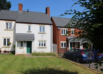 Thumbnail 3 bed property to rent in Heyridge Meadow, Cullompton, Devon