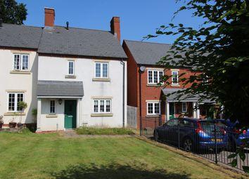 Thumbnail 3 bedroom property to rent in Heyridge Meadow, Cullompton, Devon