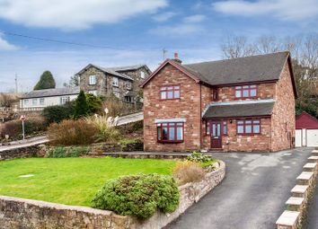 4 bed detached house for sale in Halls Road, Mow Cop, Stoke-On-Trent ST7