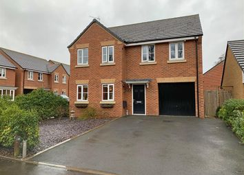 4 bed detached house for sale in The Laurels, Stafford ST17