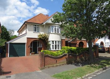 Thumbnail 3 bedroom detached house for sale in Westwood Avenue, Ipswich
