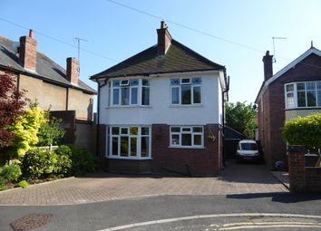 Thumbnail 3 bed detached house for sale in Park Gardens, Yeovil