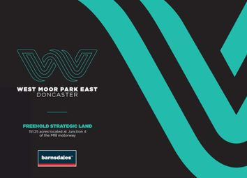 Thumbnail Land for sale in West Moor Park East, Holme Wood Lane, Armthorpe, Doncaster, South Yorkshire