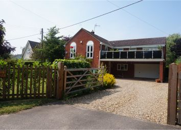 Thumbnail 6 bed detached house for sale in Wickham Road, Eye