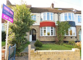 Thumbnail 3 bed terraced house for sale in Manor Lane, Rochester