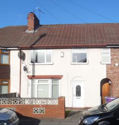 Thumbnail 3 bed terraced house for sale in Abdale Road, Liverpool