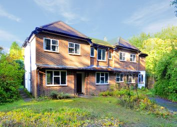 Thumbnail 4 bed detached house for sale in Chalk Lane, East Horsley