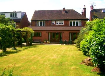 Thumbnail 4 bed detached house to rent in Parkside, Wollaton, Nottingham