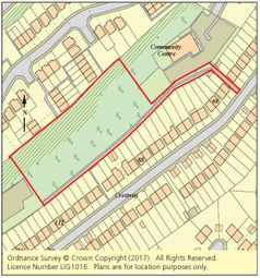 Thumbnail Land for sale in Land Rear Of Crestway, Chatham, Kent
