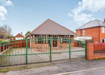 Thumbnail 3 bed detached bungalow for sale in Birchwood Road, Alfreton