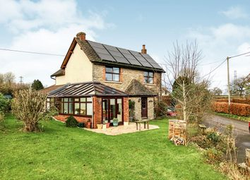 Thumbnail 3 bedroom detached house for sale in Greenfields, Wanstrow, Shepton Mallet