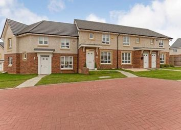 Thumbnail 2 bed terraced house for sale in Budgett Brae, Motherwell, North Lanarkshire