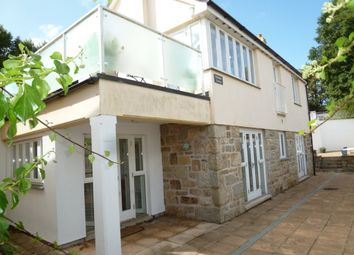 Thumbnail 4 bed detached house for sale in Trythogga, Gulval, Penzance