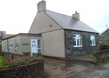 Thumbnail 4 bed detached house for sale in Grugan Newydd, Groeslon
