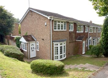 Thumbnail 3 bed end terrace house for sale in Mierscourt Road, Rainham Gillingham