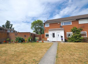 Thumbnail 2 bed flat for sale in Norwich Drive, Upton, Wirral