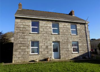 Thumbnail 5 bed detached house for sale in Tresowes Hill, Ashton, Helston, Cornwall