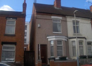 Thumbnail 2 bedroom terraced house to rent in Aldbourne Road, Radford, Coventry