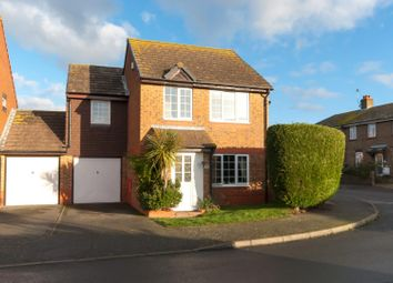 Thumbnail 4 bed detached house for sale in Vlissingen Drive, Deal