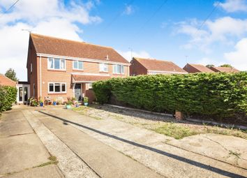 Thumbnail 4 bed semi-detached house for sale in Wrights Avenue, Cressing, Braintree
